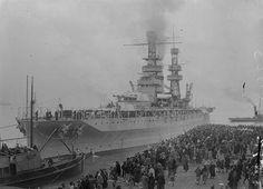 USS Pennsylvania, 1925.