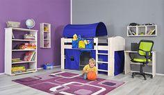 a może takie łóżko dla twojego dzieciaka ? http://www.seart.pl/lozko-sosnowe-antresola-niska-junior-j110s-p-3855.html