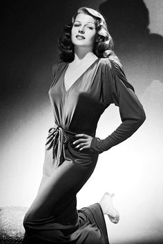 Classic Hollywood Stuff — theritahaywortharchive: Rita Hayworth, 1941