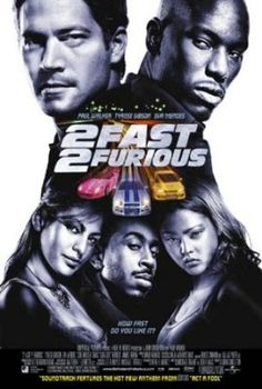 Movies 2 Fast 2 Furious - 2003