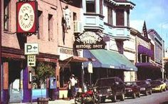 """Old """"Hangtown"""" Placerville CA"""