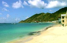 St. Martin (French and Dutch sides to the Caribbean island)  GREAT snorkel trip to Prickly Pear on catamaran.