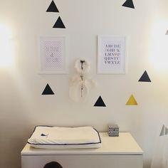 Quarto branco preto e dourado (parte ii) | Shopping for my babies