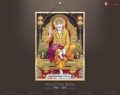 Shirdi Sai Baba HD Wallpapers Full Size Download