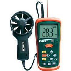 Extech AN200 Anemometer 0.4 bis 30 m/s