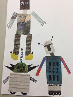 Newspaper Robots Year 4
