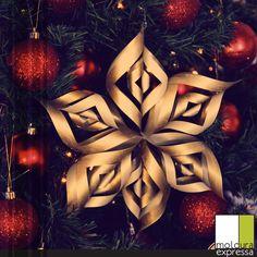 O Natal está próximo, você já sabe qual decoração fazer esse ano? Confira algumas ideias de decorações natalinas sustentáveis: http://bit.ly/1eTebgy  #decor #natal #criatividade #sustentavel