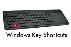 Helpful Windows Key Shortcuts for Windows 8.1   RobynsOnlineWorld.com