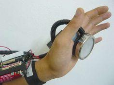 Iron Man Inspired Repulsor Beam Blaster V1.0
