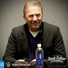 """""""There's nothing more American than parents wanting more for their children."""" That quote, spoken by actor/director/musician Kevin Costner to his McFAR. Mc Farland Usa, Man Crush Monday, Kevin Costner, Man Candy, The Rock, Growing Up, Movie Tv, Interview, Father"""