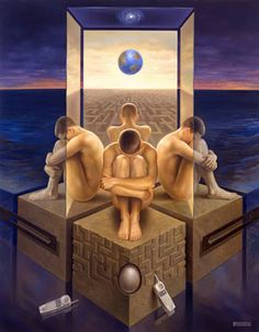 Surrealism and Visionary art: Alberto Pancorbo