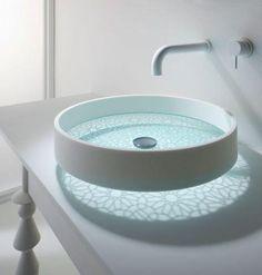 une touche d'originalité dans votre salle de bain