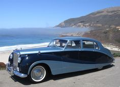 1958 Bentley S1***Research for possible future project.