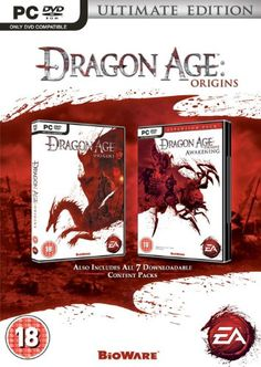 Dragon Age: Origins - Ultimate Edition (PC DVD) Electroni…