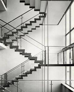 Arne Jacobsen. Rodovre Town Hall.  http://www.justleds.co.za