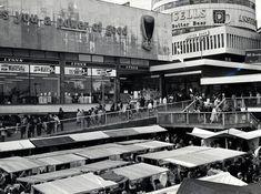 Old Birmingham market,Bull Ring. Birmingham Market, Birmingham Shopping, Birmingham City Centre, Birmingham England, Birmingham Alabama, Walsall, British History, Local History, West Midlands