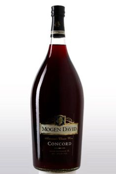 Mogen David - My absolute most favourite wine! It's blackberry delicousness!