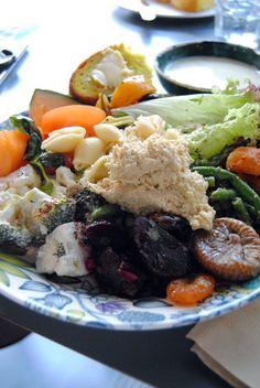 Sandro(n lounas) Cobb Salad, Food, Essen, Meals, Yemek, Eten