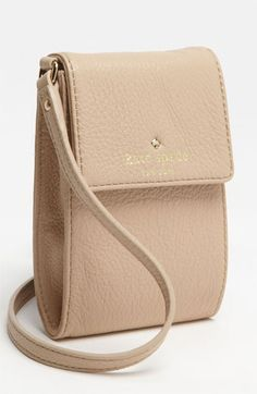 kate spade new york 'cobble hill - brandice' crossbody bag   Nordstrom// perfect for concerts