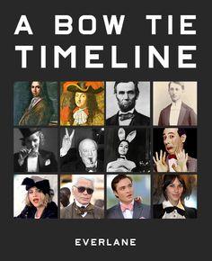 bow tie timeline