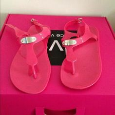 MK plastic sandal ♥