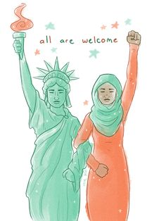 """""""all are welcome """""""
