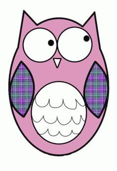 pink owl from squidoo.com