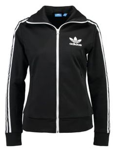 EUROPA - Treningsjakke - black