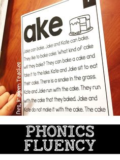 Never look for a phonics reader again with the all year phonics fluency bundle of readers. Have fun reading all year long.