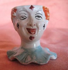 an old egg cup
