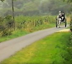 Driving a carriage