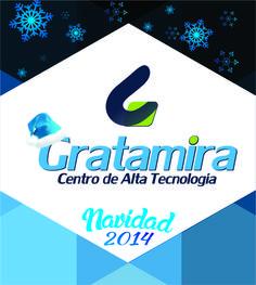 Y llego la navidad, esta es nuestra nueva imagen que identificara a nuestro Fan page OFICIAL Gratamira