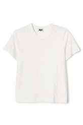 <p>The Kate Tee is made ofsoft cotton jersey. This comfortable basichas aregular fit, short sleeves and a simple round neck rib.</p><p>- Size Small measures 90 cm in chest circumference and 58 cm in length. The sleeve length is17 cm.</p>