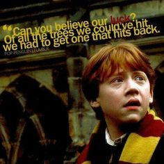 Why don't people love Ron as much as I do?