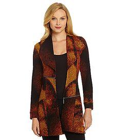 Eva Varro Barcelona ZipDetail Jacket #Dillards