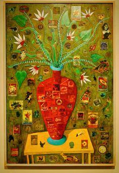 Make It... a Wonderful Life: Max Grover: Hunter, Gatherer, Painter