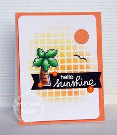 Card: hello sunshine