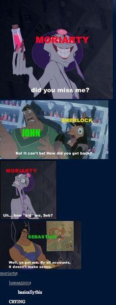 Hahaha! Pretty accurate!