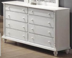 bedroom dressers white