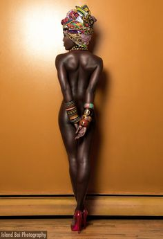 """""""From the color of my skin, to the texture of my hair to the length of my strands, to the breath of my smile. To the stride of my gait, to the span of my arms, to the depth of my bosom, to the curve of my hips, to the glow of my skin…My Black is Beautiful. It cannot be denied. It will not be contained. And only I will define it. For when I look in my mirror, my very soul cries out, My Black is Beautiful!"""""""