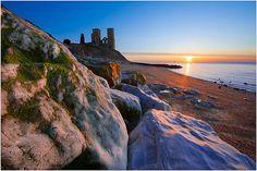 Reculver Towers, Herne Bay, Kent
