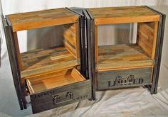 wooden night stand - Google zoeken