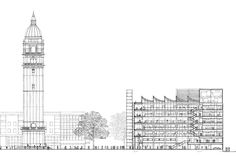 Imperial College, Sir Alexander Fleming Building | Foster + Partners