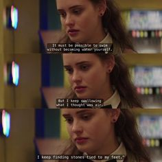 13 Reasons Why 13 Reasons Why Reasons, 13 Reasons Why Netflix, Thirteen Reasons Why, Welcome To Your Tape, Movie Lines, Film Quotes, Movies And Tv Shows, Memes, Qoutes