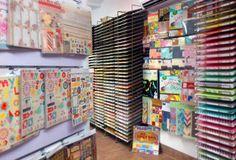 Scrapbook: sus 5 mejores tiendas en Valencia. | DolceCity.com