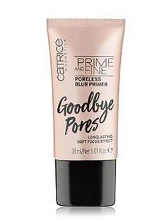 Catrice Prime And Fine Poreless Blur Primer bei FLACONI ? Jetzt Catrice Prime And Fine Poreless Blur Primer bestellen! Best Makeup Primer, Face Primer, Best Makeup Products, Best Primer For Pores, Blur, Mousse, Catrice Makeup, Beauty, Foundation