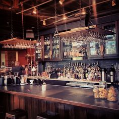 Ivywild's Coffee / Wine bar. They bring in a lot of good coffee.