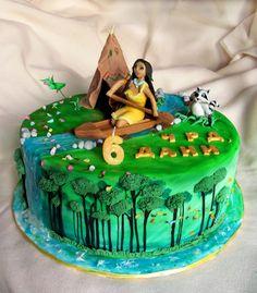 Pocahontas Cake on Cake Central                                                                                                                                                                                 More