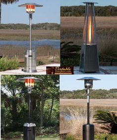 amazonbasics havana bronze commercial patio heater 2015 amazon
