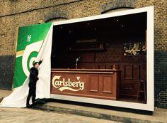 Fotografías Cerveza Carlsberg